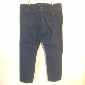 Wrangler Regular Fit Men's Jeans Size 40 x 30